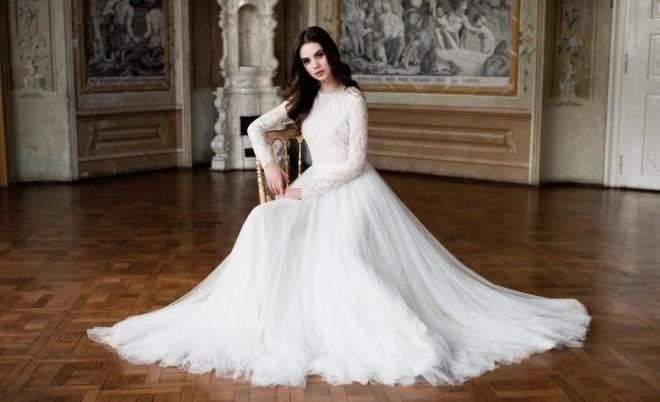модные мифы свадебное платье
