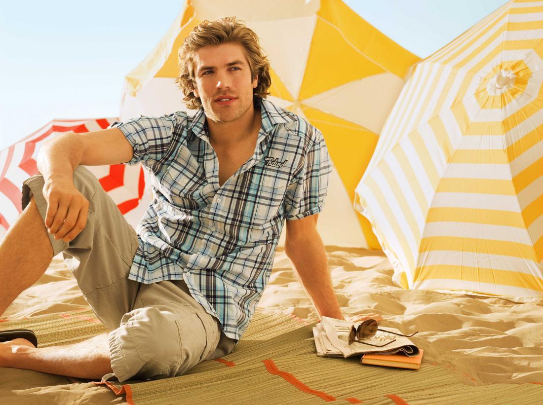 Пляжный дресс-код, фото