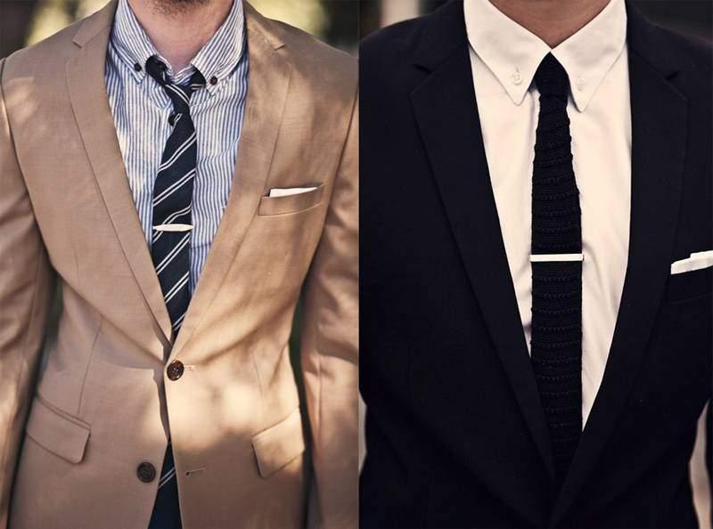 Заколки для галстука, фото