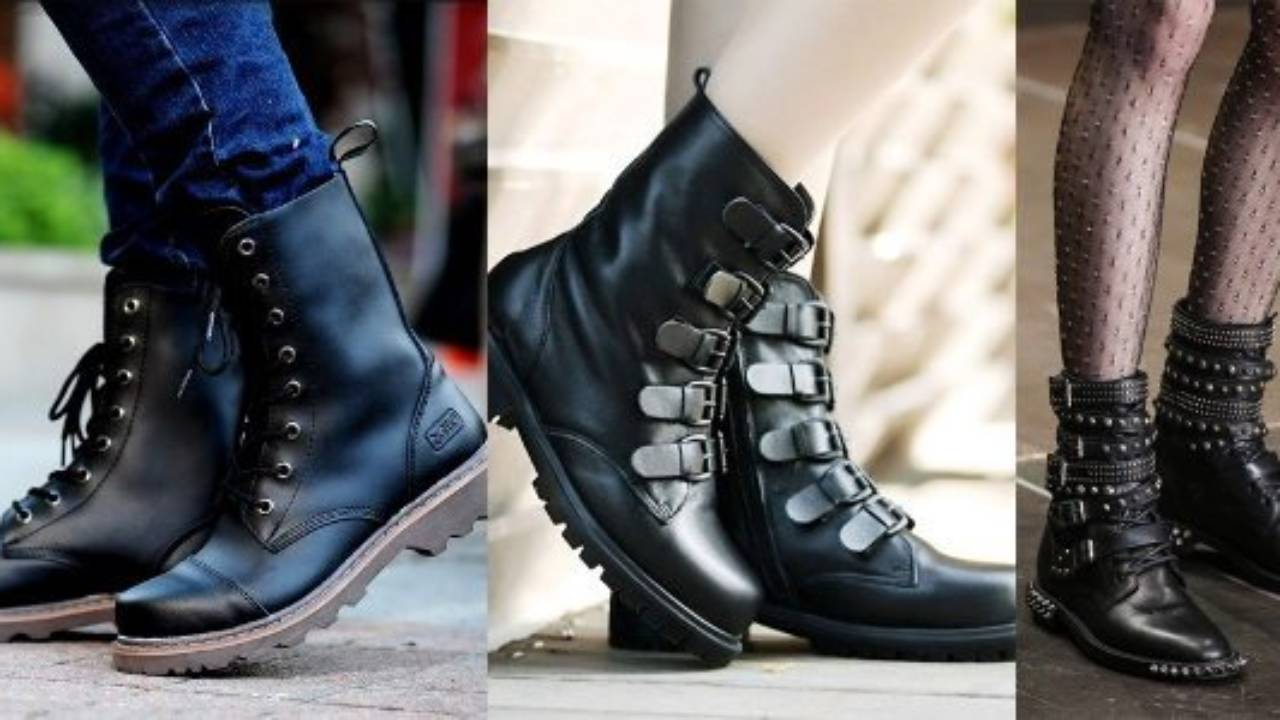 Обувь в стиле милитари ⋆ Для Женщин Твоя Мода